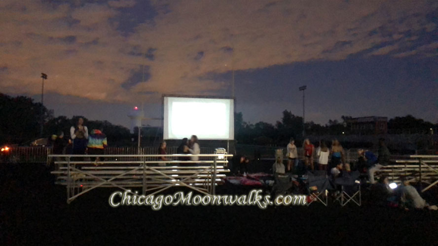 Extra Large Movie Screen Rental Chicago IL