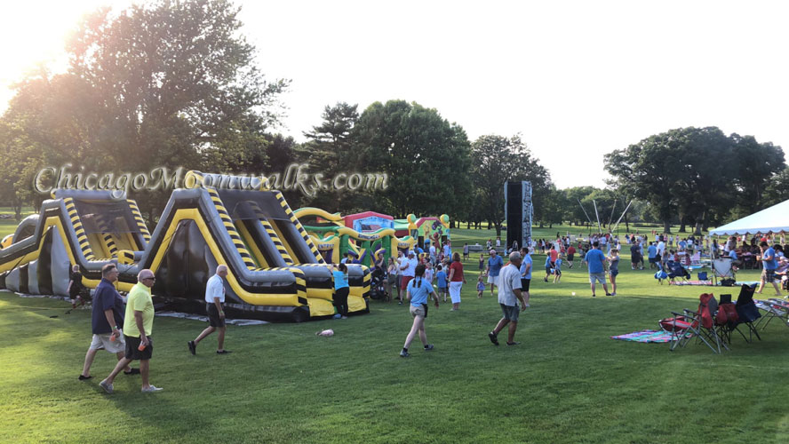 Field Day Summer Event Rental Chicago