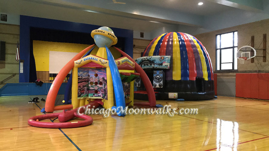 Junior Sport Inflatable Rental Chicago IL