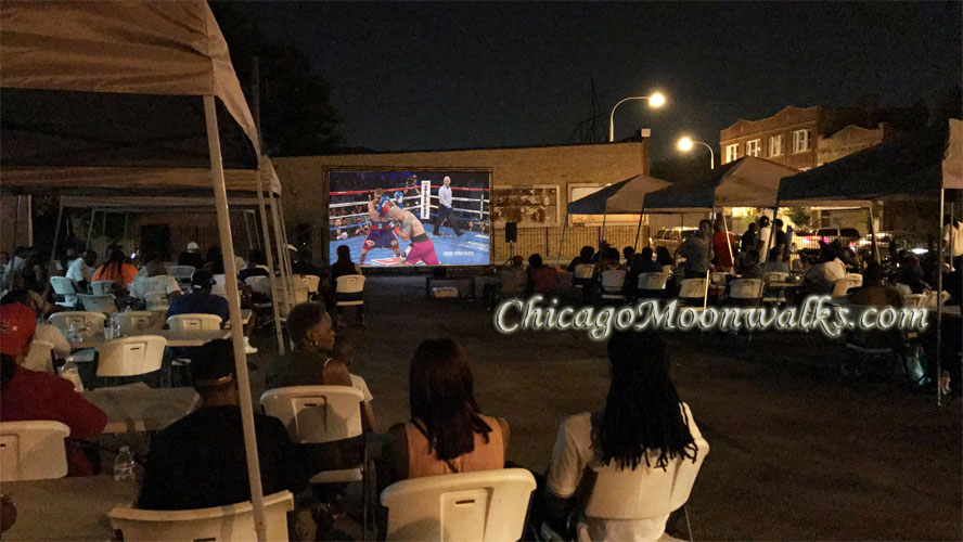 Large Movie Screen Rental Chicago IL
