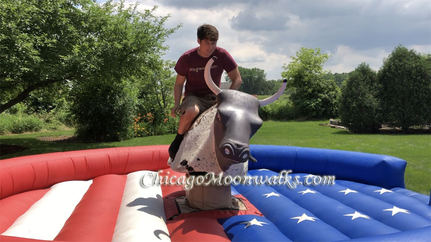 Mechanical Bull Rental in Chicago IL