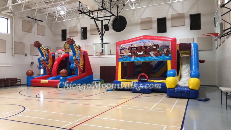 School End of Year Event Rental Chicago