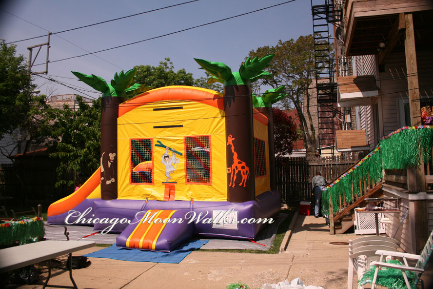 Tropical Combo Rental Chicago