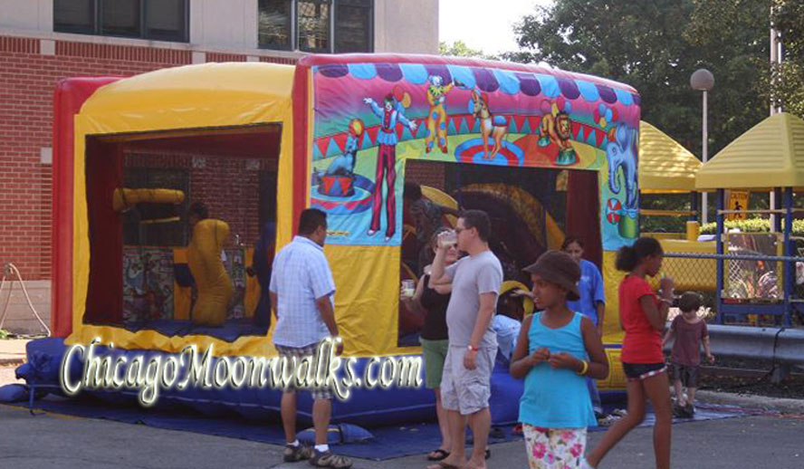 Children Party Rental Chicago