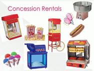 Concession Machine Rentals in Addison, Illinois