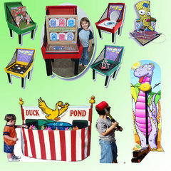 Kiddie Fun Carnival Package