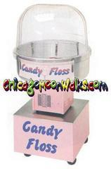 Cotton Candy Machine 2 Includes 75 Servings