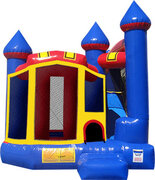 Backyard Castle 4-in-1 Combo