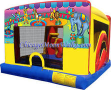 Indoor/Outdoor Circus 4in1 Toddler Combo