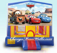 Cars Module Bounce House