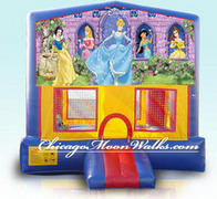 Disney Princess Module Bounce House