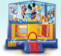 Mickey Mouse Module Bounce House