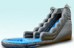 Dolphin Encounter Waterslide 18 ft