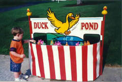 Carnival Game Duck Pond