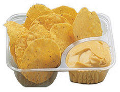 Nachos - 50 Extra Servings Cheese Chips Trays