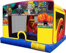 Indoor/Outdoor Happy Haunting 4in1 Combo