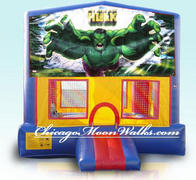 Incredible Hulk Module Bounce House