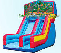 Jungle Fun Theme Slide