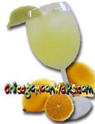 Slushie Lemon Mix 1 Jug