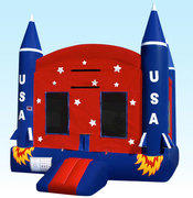 Rocket Patriotic Jumper
