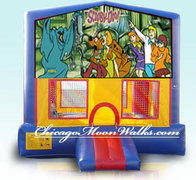 Scooby Doo Module Bounce House