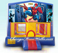 Spiderman Module Bounce House