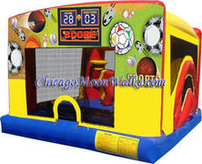 Indoor/Outdoor Sports 4in1 Combo