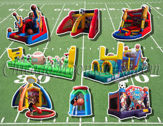 Sports Deluxe Party  $1900