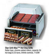 Star Roller Hot Dog Grill