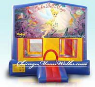 Tinkerbell Module Bounce House