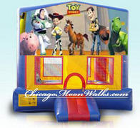 Toy Story Module Bounce House