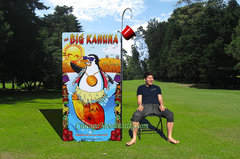 Big Kahuna Dunk Tank Alternative