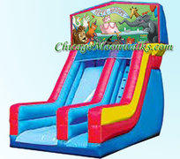 Birthday Animals Slide