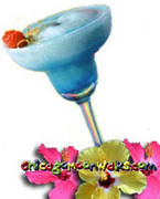 Slushie Blue Raspberry Mix 1 Jug