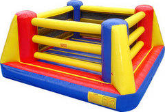 Bouncy Inflatable Boxing Ring