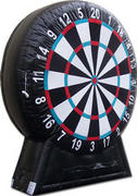 Bulls Eye Dart Golf Game 3-in-1 Dartboard