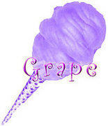 Cotton Candy Purple Grape 75 servings