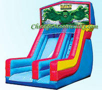 Incredible Hulk Slide