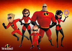 Incredibles Party Theme