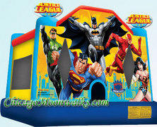 Justice League Deluxe