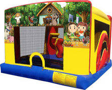 Indoor/Outdoor My Little Farm 4in1 Toddler Combo