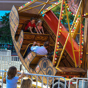 Pirates Revenge Carnival Ride Rental