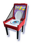 Carnival Game Potty Toss