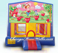 Strawberry Shortcake Module Bounce House