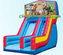Toy Story Dry Slide