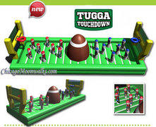 Tugga Touchdown Football Bungee Game