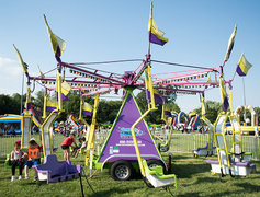 Twister Swing Mechanical Carnival Ride Rental