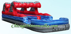 Wave Runner Dual Lane Slip n Slide