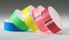 Wristbands -pack of 100