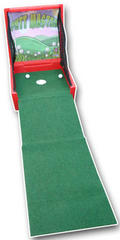 Carnival Game Putt Golf Master